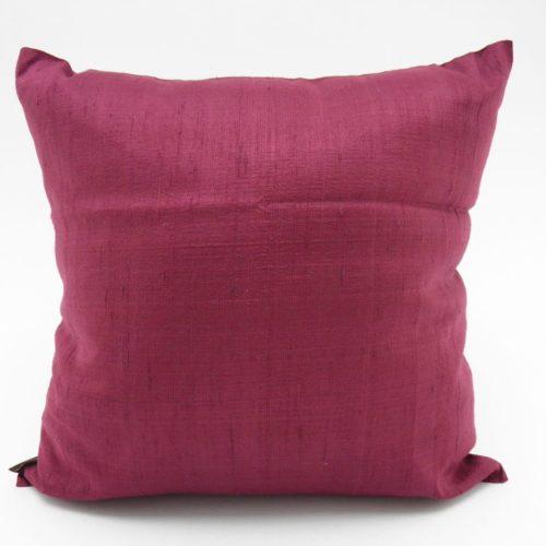 Raw Silk Cushion Covers - Grapes