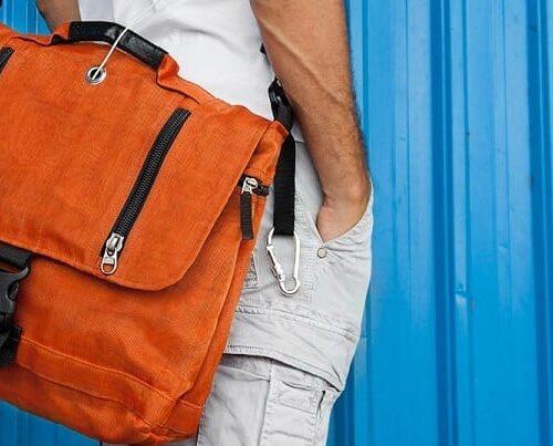 Shadow – Messenger Bag