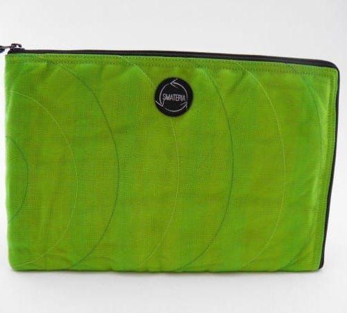 La Pochette Tablette 11 pouces - Vert Pomme