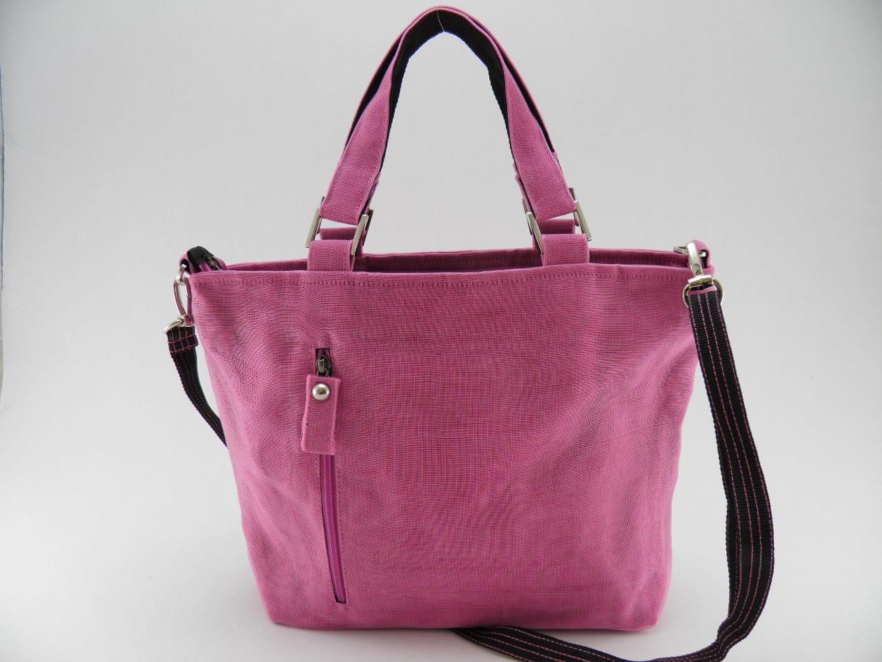 Unix - Ethical handbag - Small - Pink