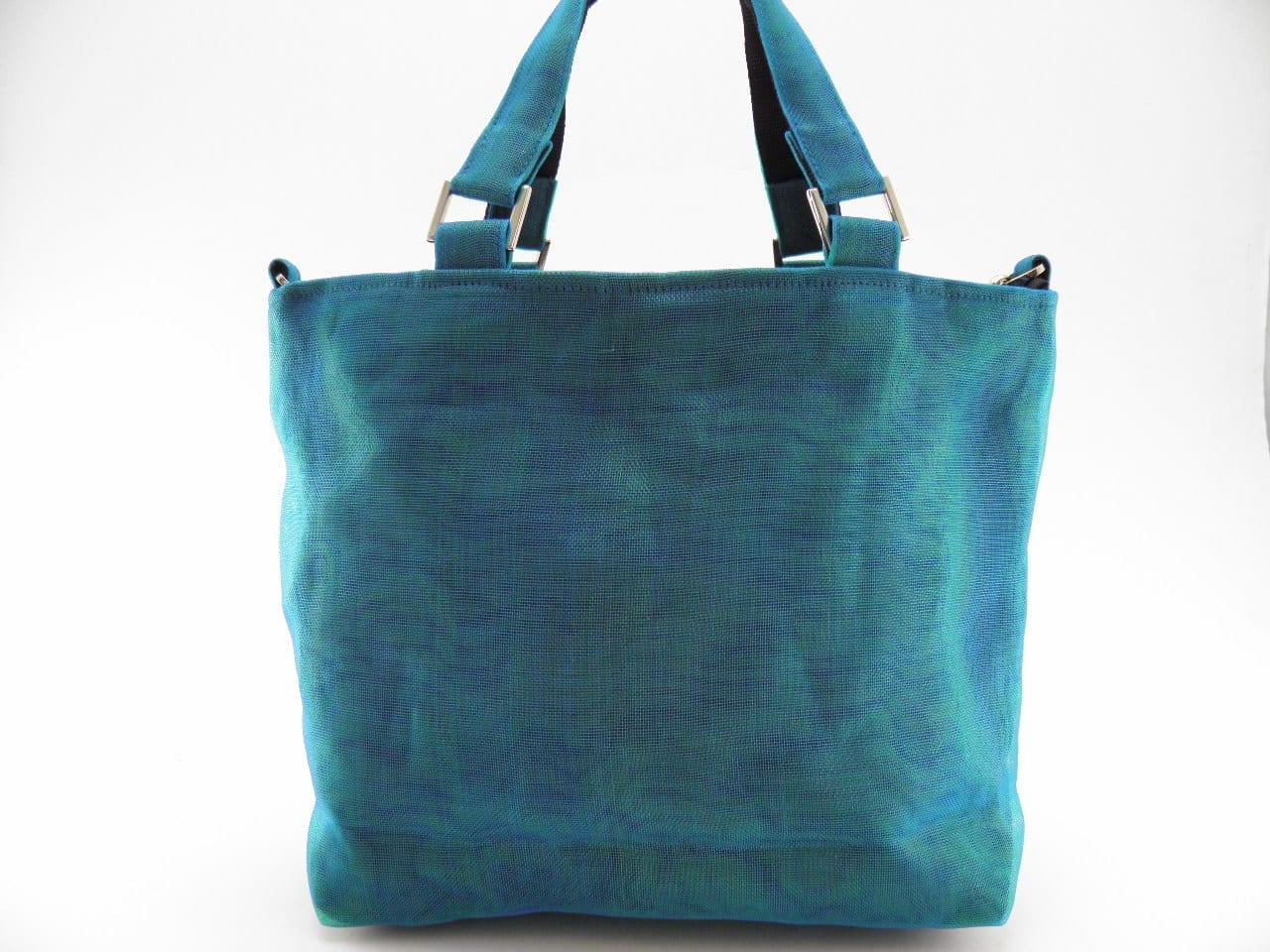 Unix - Ethical Handbag - Small - Oil blue - versoh