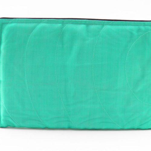 La Pochette Tablette 11 pouces - Turquoise - verso
