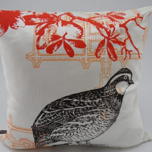 Wild Animal Cushion Cover