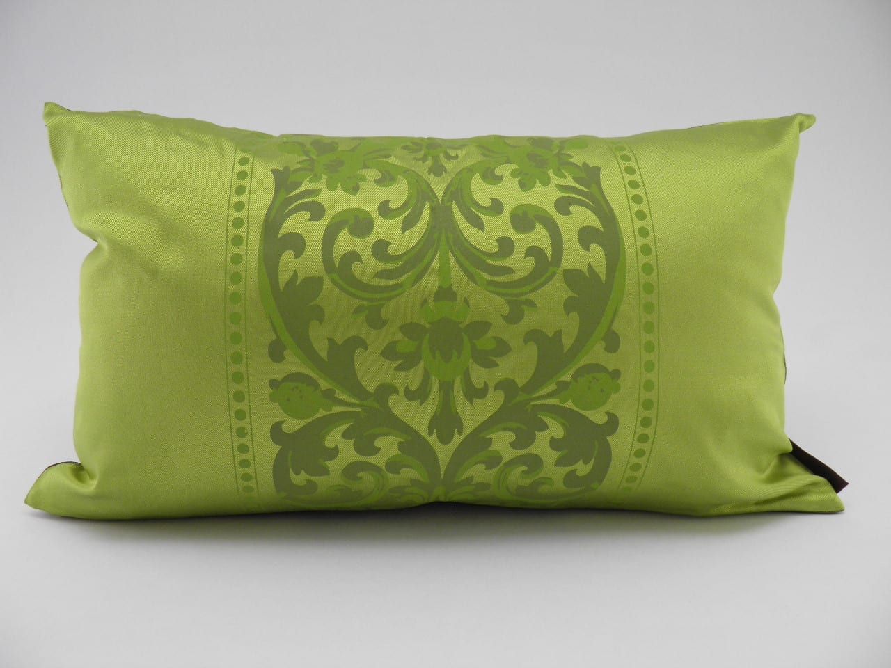 Angkor Cushion Cover – 2 in 1 - Bronze / Anise - 45x27cm