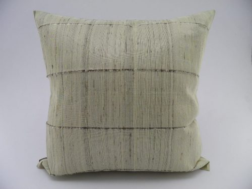 Coussin Soie Sauvage