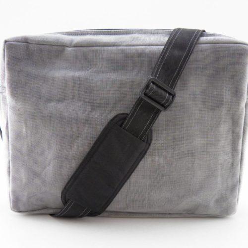 Header - Shoulder bag - Gray - verso