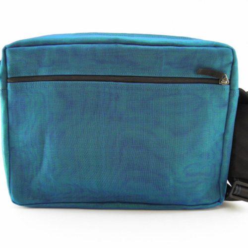 Header - Shoulder bag - Oil blue