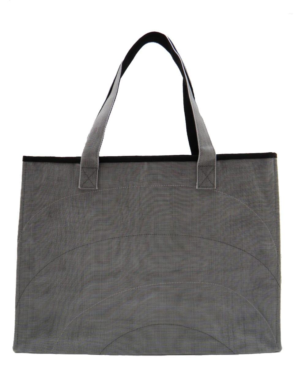 Random Admin - Tote bag - Gray - verso