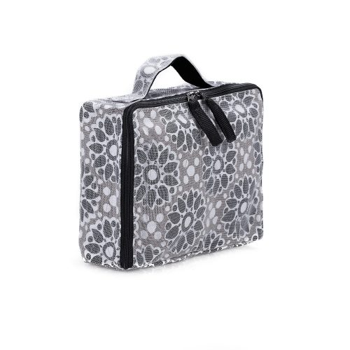 L'Utilitaire - étui accessoires - Rosace gris