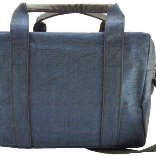 USB – Sport bag - Medium or Small - Navy blue - verso