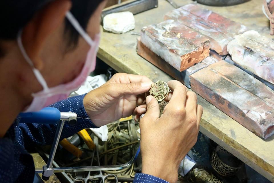 Angkor Bullet Jewellery