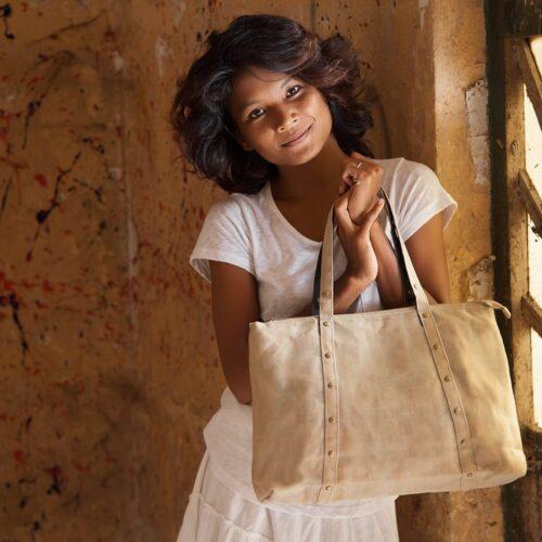 Core – Ethical Handbag – Beige
