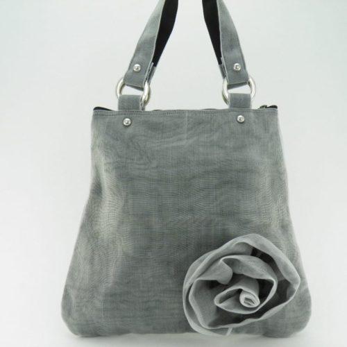 Cache - Tote bag - Small - Gray