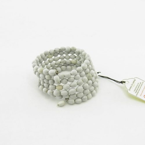 Iron Bracelet – Natural Seeds Bracelet