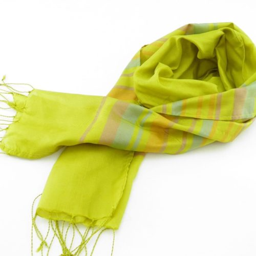 Tangy Yellow Scarf – Essential