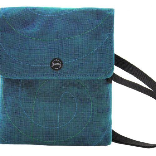 ESC - Ethical hip bag - Oil blue