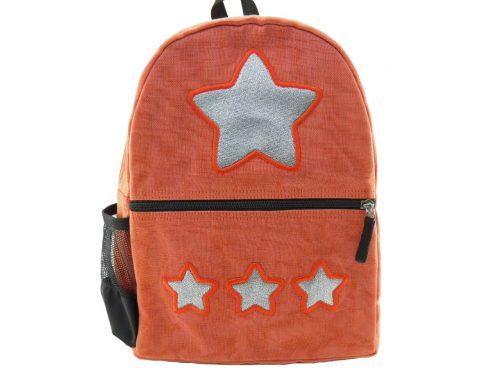 Le Brillant - sac à dos éthique - Rouge - Étoile