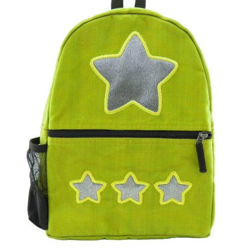 Aster - ethical backpack - Star - Small - Yellow