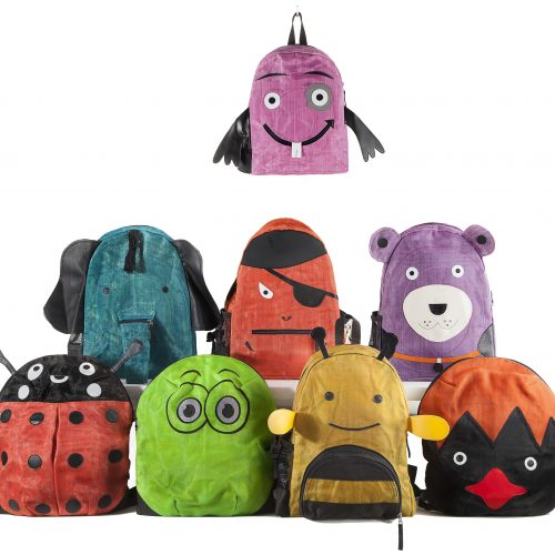 Kids Collection - ethical backpack