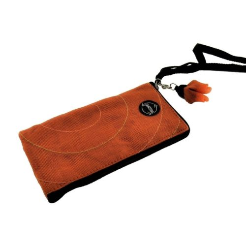 Zip - Ethical Cellulaire Sleeve - iPhone5 (P41LN) - Orange