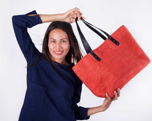 Stroll - Ethical Tote Bag