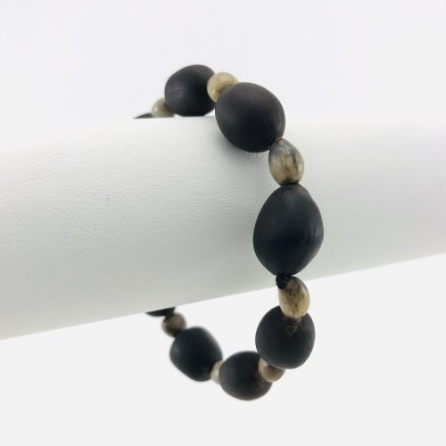 Lotus Bracelet – Natural Seeds