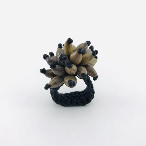 Ring – Natural Seeds - Brown