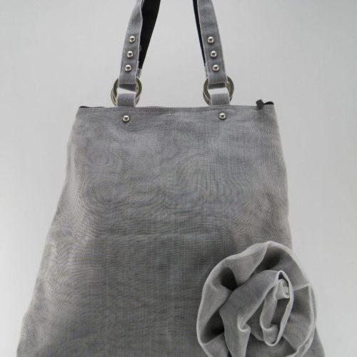 Cache – Tote Bag – Gray
