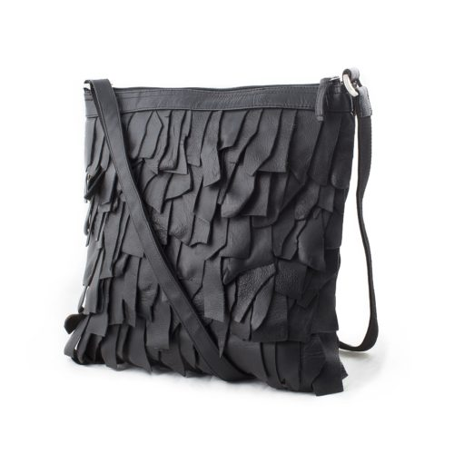 String / Canvas – Eco-friendly Leather Bag