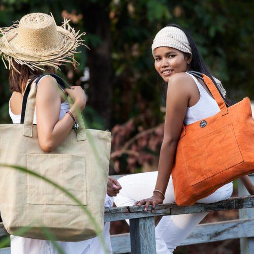 Hash – Multifunctional bag –  Large - Small