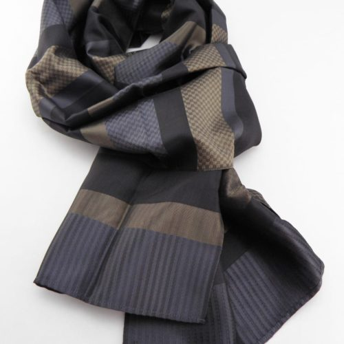Gentleman – Men's Silk Scarf