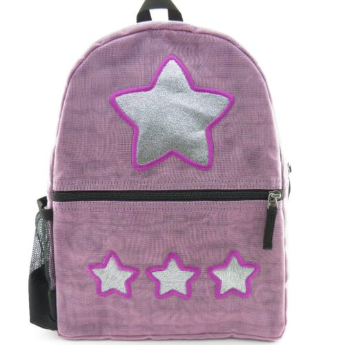 Aster – ethical backpack – Star – Small – Lilac
