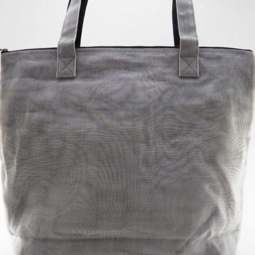 Hash – Multifunctional bag –  Large – Gray - verso