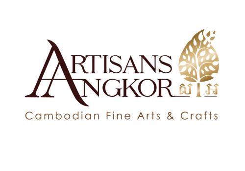 Artisans D'Angkor - Logo