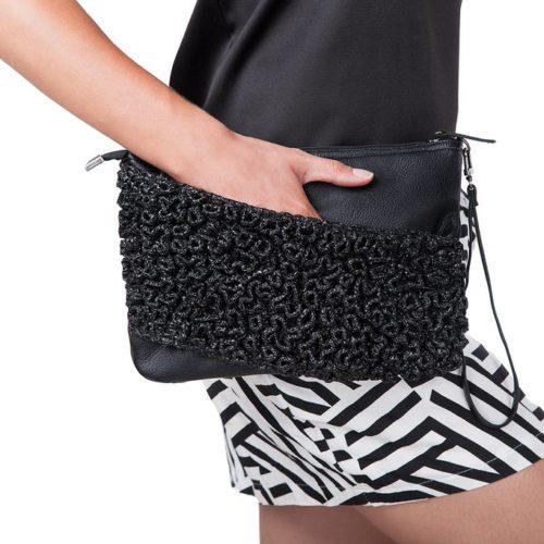 Stage 3D - Eco-friendly Clutch Bag - Smateria