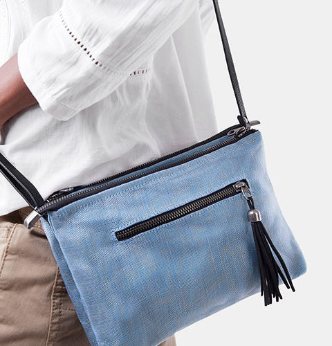 Nearby – Ethical Crossbody Bag – Smateria