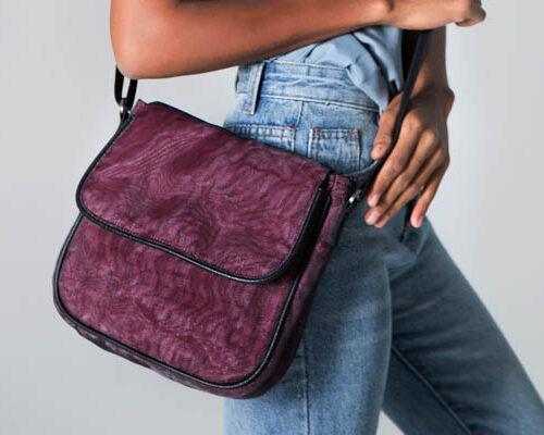 Square - Ethical Crossbody Bag - Smateria