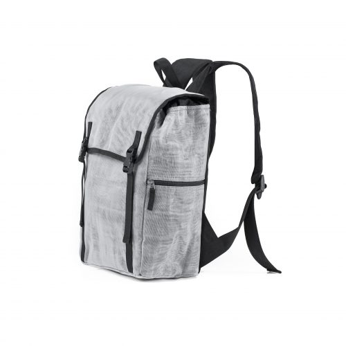 Skyway - ethical backpack - Gray - side