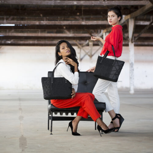Darany – Eco-friendly Handbag - Smateria
