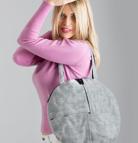 Chanlina – Ethical Round Bag – Smateria