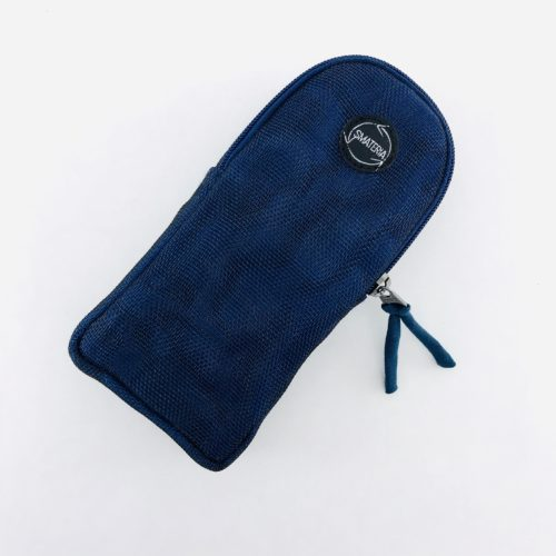 Goggles – Ethical glasses case - Navy blue