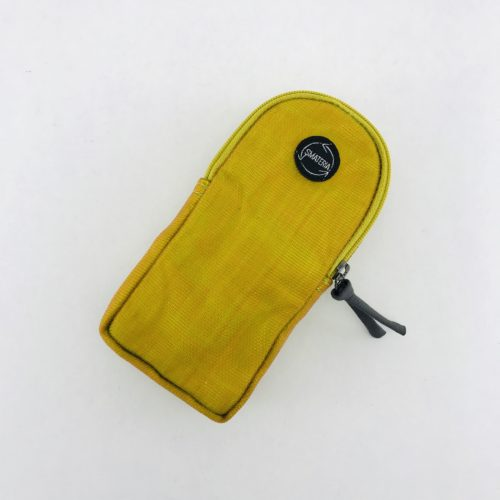 Goggles – Ethical glasses case - Yellow