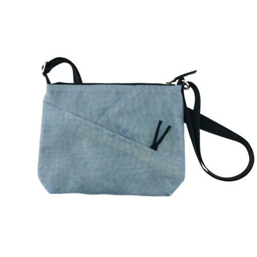 Le Fonctionnel - Sac bandoulière - Petit - Bleu pâle