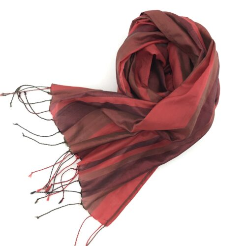 Red Scarf - Essential