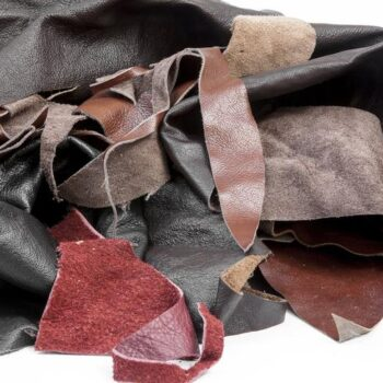 Smateria - Upcycled Leather Material