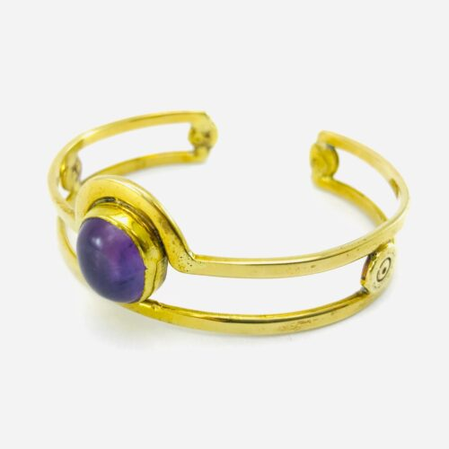 Cuff Bracelet – Recycled Bullet Shell Casing